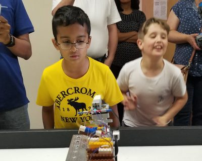 Robotics with LEGO EV3 Mindstorms