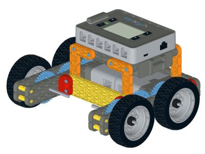 Robotics with VEX IQ